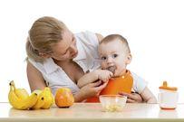 Dinh dưỡng cho trẻ em dưới 1 tuổi