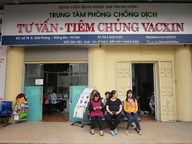 Trung tâm phòng chống dịch