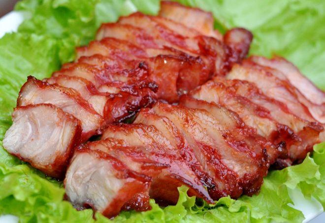 thịt heo nướng