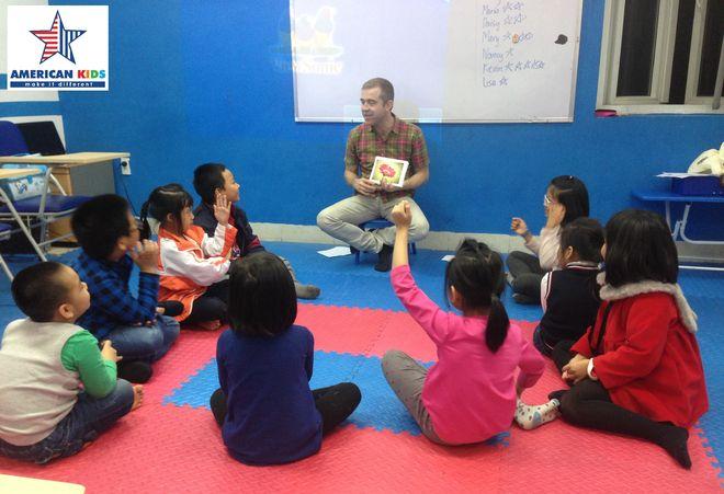 học với giáo viên bản ngữ