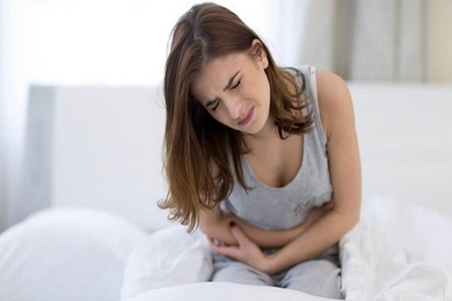 đau bụng âm ỉ sau khi dùng thuốc phá thai