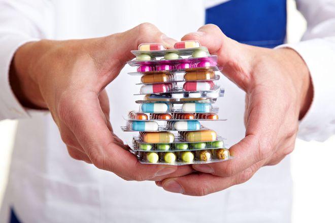 mỗi loại thuốc đều có tác dụng phụ