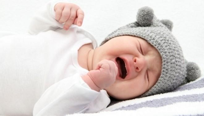 bé sơ sinh bị sổ mũi dễ dẫn đến các biến chứng nguy hiểm