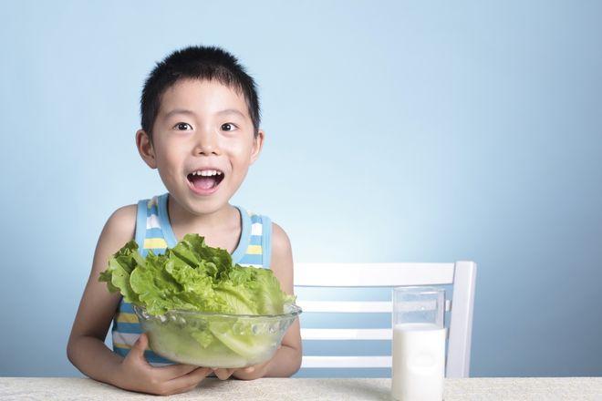 Chăm sóc trẻ suy dinh dưỡng