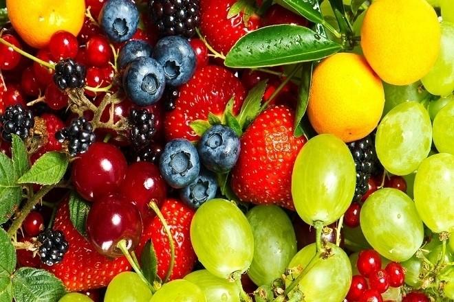 các loại trái cây tốt cho bé