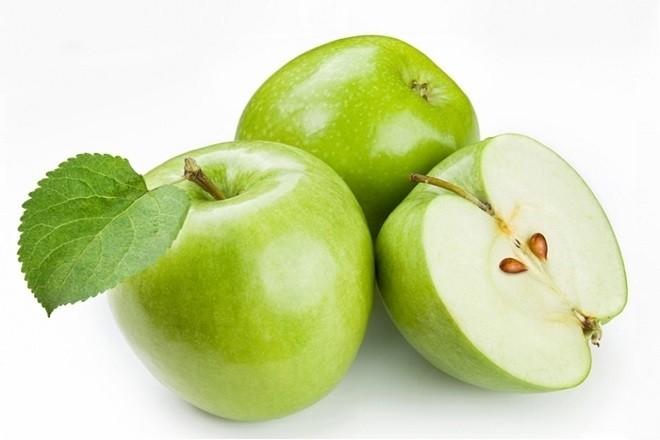 táo tốt cho hệ tiêu hóa của bé