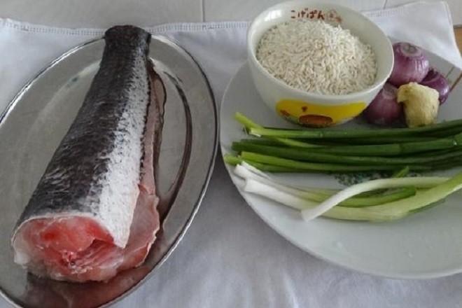 nấu cháo ăn dặm cho bé từ cá lóc đồng