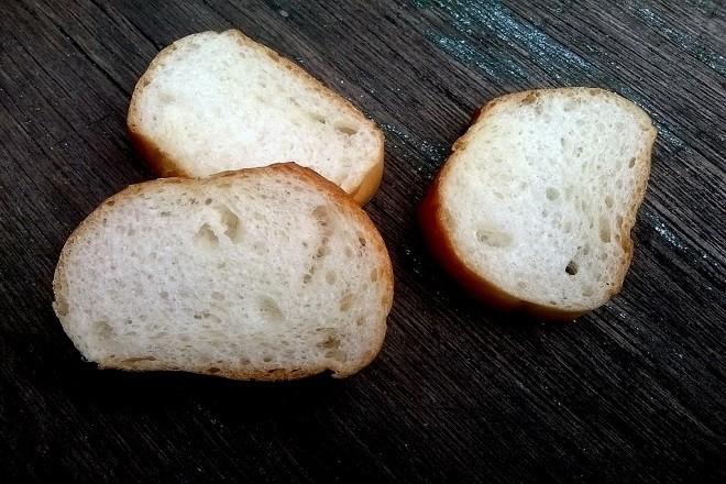 dùng bánh mì để nấu cháo ăn dặm kiểu nhật cho bé