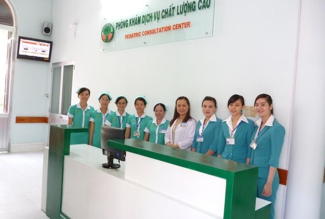 phòng khám bv nhi đồng 2
