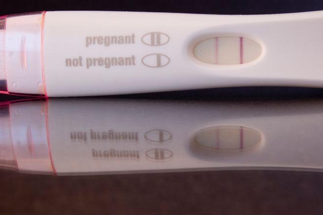 Kết quả thử thai không đúng khiến các chị em hoang mang xen lẫn nhiều thắc mắc.