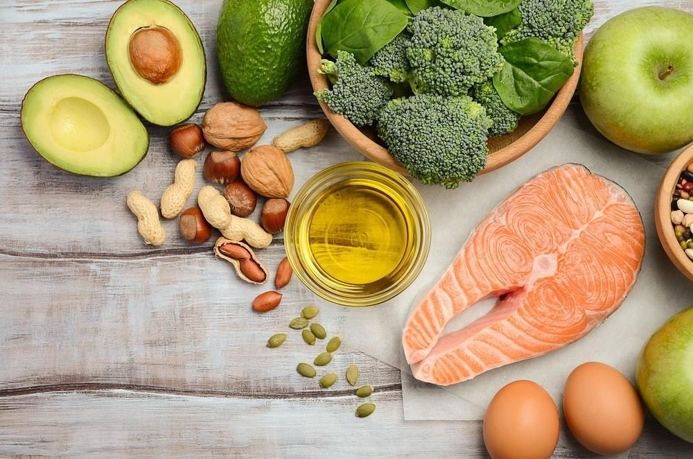 bổ sung omega 3 qua các loại thực phẩm