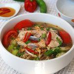 Cách nấu canh chua cá basa ngon đúng điệu không tanh
