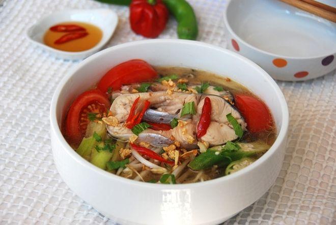 cách nấu canh chua cá basa
