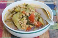 3 cách nấu canh chua thịt băm đơn giản dành cho bạn
