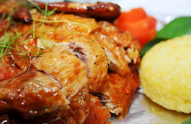 cách nướng thịt gà muối ớt