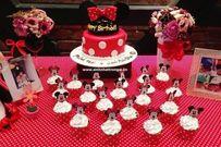 Một số điều cần lưu ý khi tổ chức tiệc sinh nhật cho trẻ nhỏ