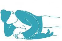 Hướng dẫn mẹ 8 tư thế cho con bú đúng bằng hình vẽ