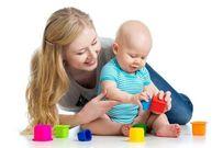 6 trò chơi phát triển trí tuệ và thể chất cho trẻ tuổi tập đi