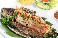 Cách làm món cá nướng riềng sả không tanh thơm ngon đúng điệu