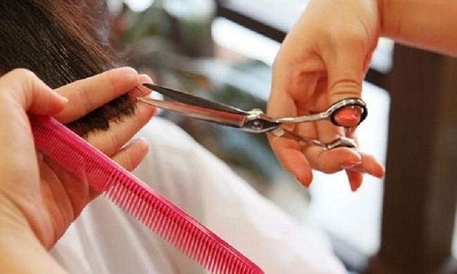 Bà bầu nên chọn những kiểu tóc ngắn gọn gàng