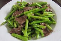 Măng tây xào thịt bò - món ngon bổ dưỡng và dễ làm nhờ chọn măng khéo