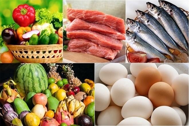 một số loại thực phẩm cung cấp dinh dưỡng cho bé 6 tháng tuổi