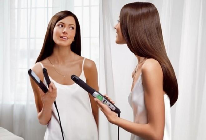Mang thai có được duỗi tóc hay không luôn là thắc mắc của các mẹ bầu