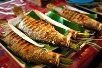 Cá nướng sả - món ngon thơm nức mũi khó chối từ