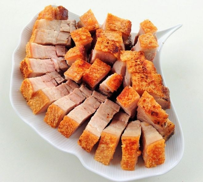cách nướng thịt heo bằng lò nướng kiểu 3