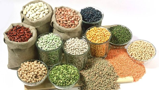 ngũ cốc giảm hoặc tăng cân
