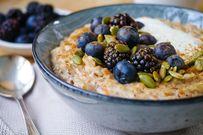 6 công thức ăn bột yến mạch giảm cân siêu tốc
