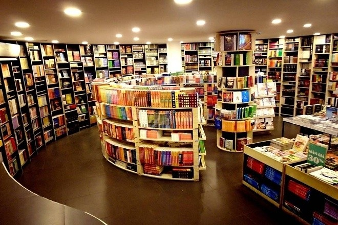 Nhà sách là địa điểm bán sách thai giáo tin cậy