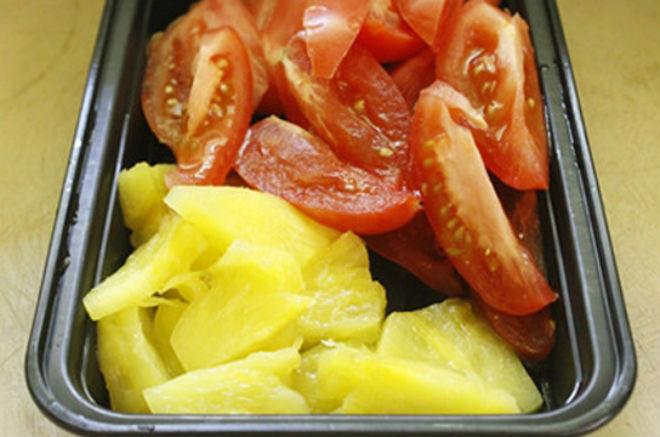 dứa cà chua