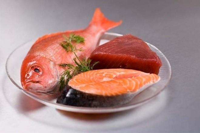 thịt nạc cá