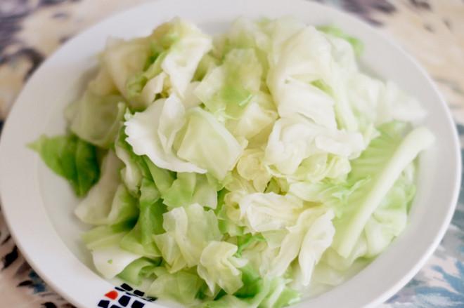 Cách luộc bắp cải