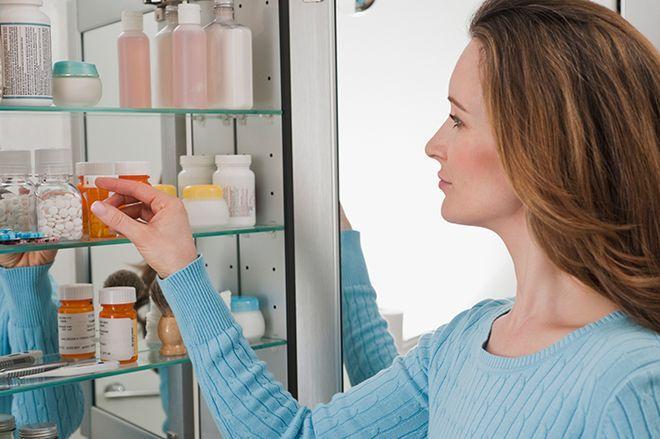 Các chị em có thể đặt chúng vào tủ thuốc ở nhiệt độ bình thường, tránh ánh sáng trực tiếp