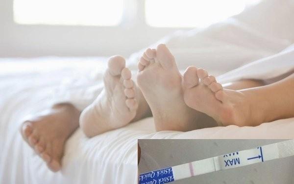 Thời điểm thử thai thích hợp nhất là khoảng 7 - 12 ngày sau khi quan hệ