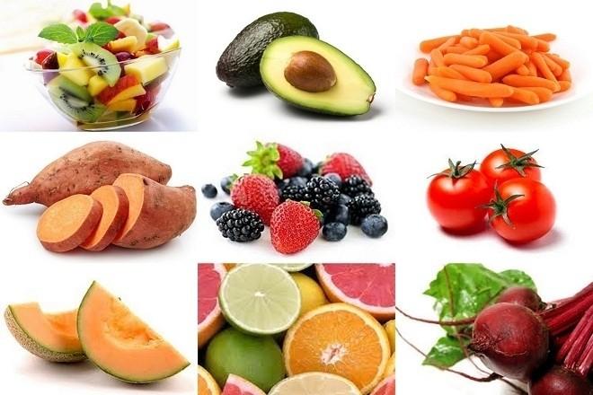 những loại hoa quả giàu vitamin