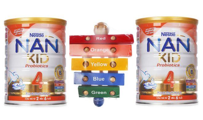 sữa bột Nan Kid
