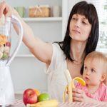Các món ăn dặm cho bé khi bị táo bón mẹ nên biết