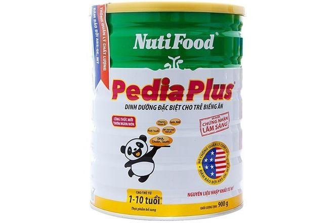 Sữa bột Nutifood Pedia Plus