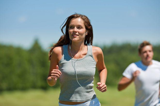 lối sống lành mạnh giúp điều hòa lại chu kỳ rụng trứng tăng khả năng thụ thai
