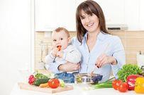 Cách nấu cháo ăn dặm không bị mất chất dinh dưỡng