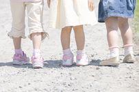 Trẻ bị chân
