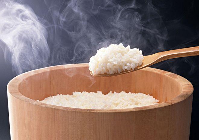 gạo tấm nấu cơm