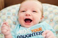 Trẻ sơ sinh xì hơi nhiều có đáng lo ngại hay không?