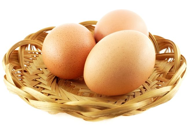 quả trứng gà