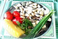 2 cách nấu canh ngao với dứa ngon miệng đơn giản cho cả nhà