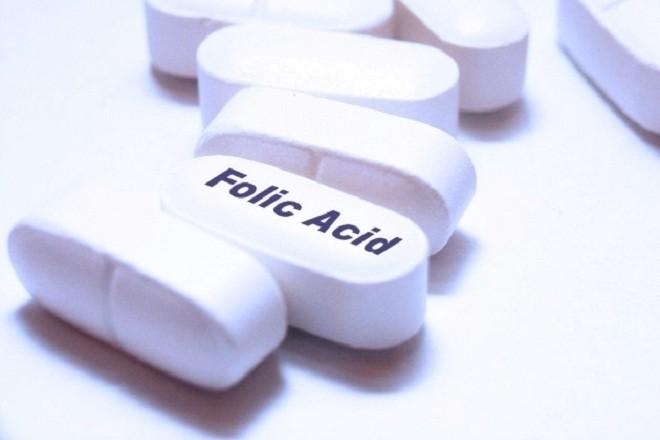Cần bổ sung acid folic đúng cách và đúng liều lượng theo sự tư vấn của bác sỹ -