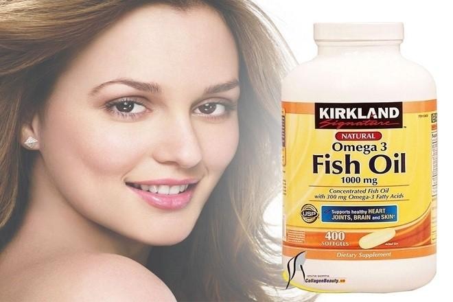 Omega 3 có trong cá hồi còn giúp mẹ bầu đẹp da, mượt tóc